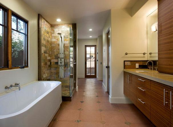 Contemporary Bathroom by Dana Berkus Interiors