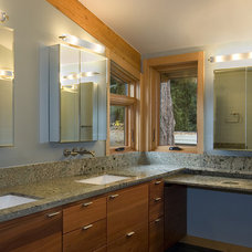 Contemporary Bathroom by Lee Edwards - residential design