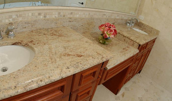 """Yellow River"" granite"