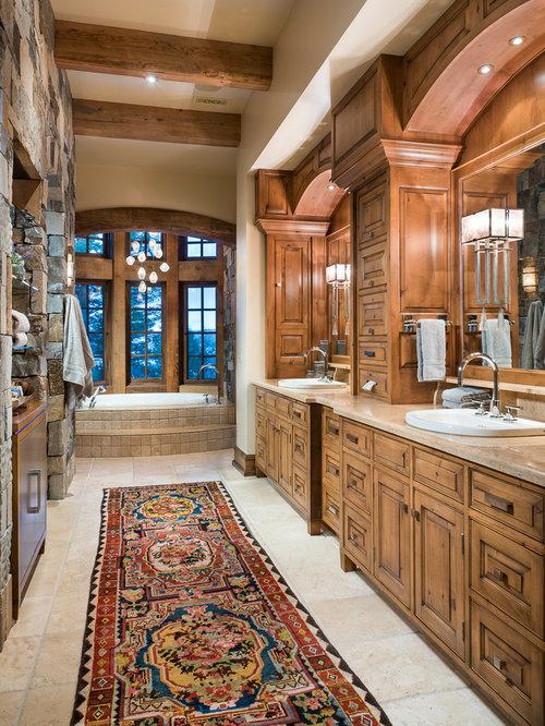 Best Rustic Bathroom Design Ideas Amp Remodel Pictures Houzz