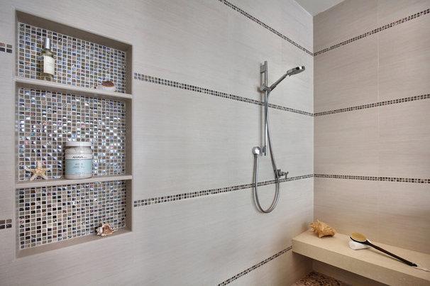 Contemporary Bathroom by International Custom Designs