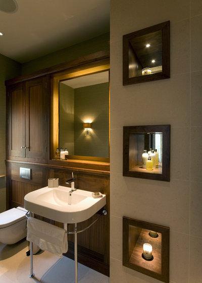 Современная классика Ванная комната by Brilliant Lighting