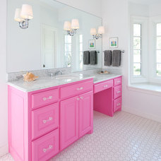 Traditional Bathroom by Holland Rogers Company, LLC