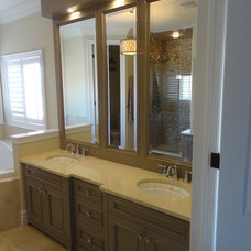 Traditional  by JWS Woodworking and Design Inc.