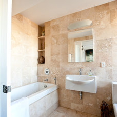 Traditional Bathroom by Chris A. Dorsey Photography