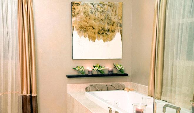 Contemporary Bathroom by LOCZIdesign