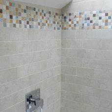 Asian Bathroom by Amy Cuker, MBA, LEED AP