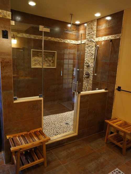 Bathroom Design Ideas Renovations Photos With Raised Panel Cabinets An