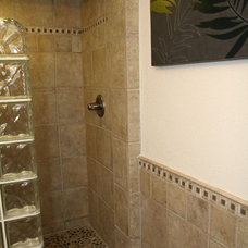 Asian Bathroom by Eco Events & Design