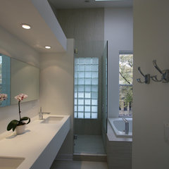 asian bathroom by Design Build 4U Chicago