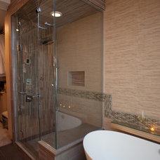 Contemporary Bathroom by RI Kitchen & Bath