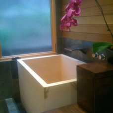 Asian Bathroom by Style Bath & Kitchen