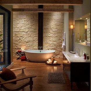 Idéer för att renovera ett orientaliskt badrum
