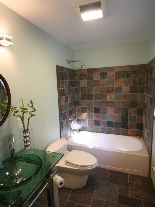 Bathroom Remodeling Ann Arbor : Zen ann arbor bathroom remodel