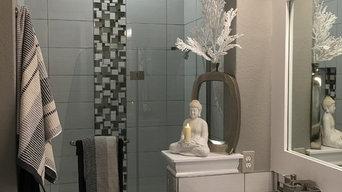 Zen Guest Bath-After Picture