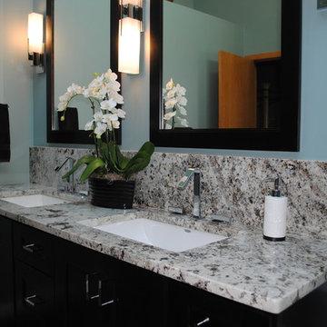 Zen Inspired Bathroom