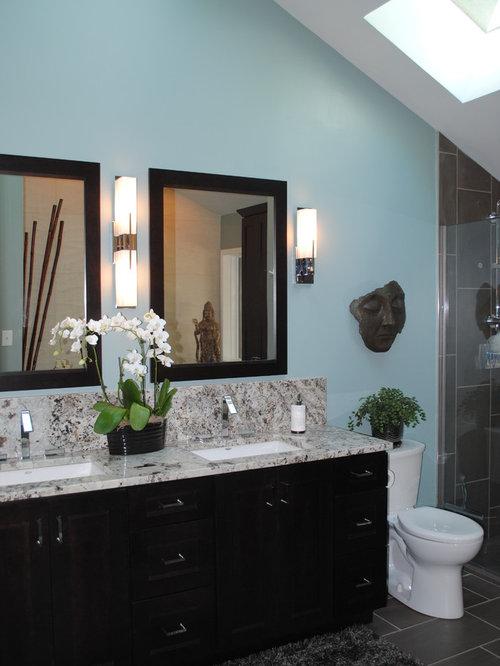 salles de bains et wc asiatiques turquoises photos et
