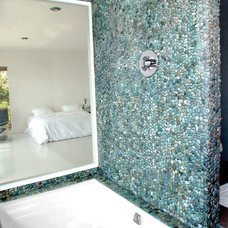 Contemporary Bathroom by Zen Paradise, Inc.