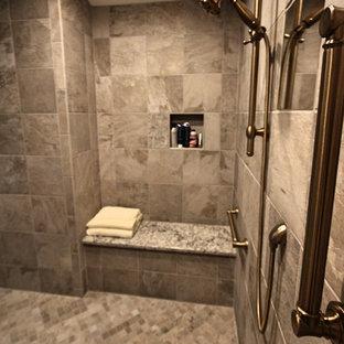 75 Most Popular Zero Entry Shower Bathroom Design Ideas