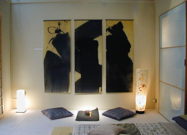 和室・和風 寝室 by 澤山乃莉子デザイン NSDA LONDON