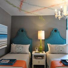 Bedroom by Janet Paik