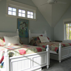 Traditional Bedroom by Scott L. Rand AIA