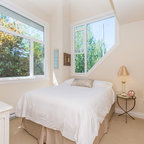 Yorkston Home Transitional Bedroom Vancouver By