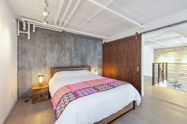 Industrial Dormitorio by Tal Klein Real Estate