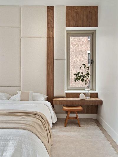 Современный Спальня by Interior Marketing Group