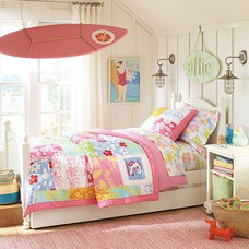 Tropical Bedroom 10 Girls' bedroom themes