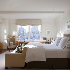 Traditional Bedroom by Linda Jaquez Architectural Photography