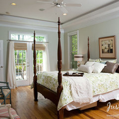 traditional bedroom by Just Perfect! Home Staging + More