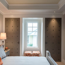Contemporary Bedroom by Kukk Architecture & Design P.A.