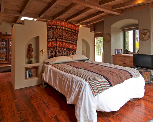 southwestern bedroom design ideas remodels photos houzz