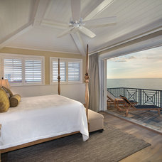 Beach Style Bedroom by Kukk Architecture & Design P.A.