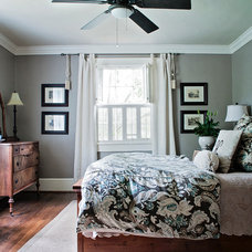 Traditional Bedroom by Wilson Associates Real Estate