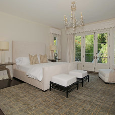 Traditional Bedroom by Bruno Abisror - Sothebys International Realty