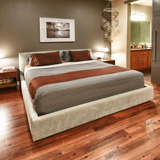 Transitional Bedroom by The Boutique Real Estate Group