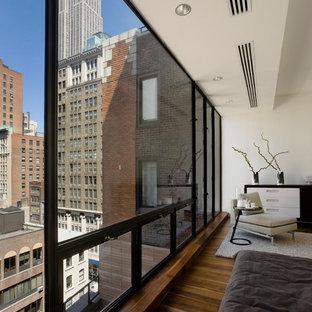 Chambre mansardée ou avec mezzanine moderne New York : Photos et ...