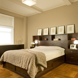 Parquet Floor Bedroom Ideas And Photos Houzz