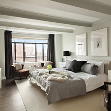Traditional Bedroom by Interior Marketing Group