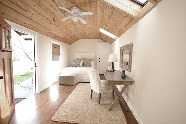 Scandinavian Bedroom by MO Design
