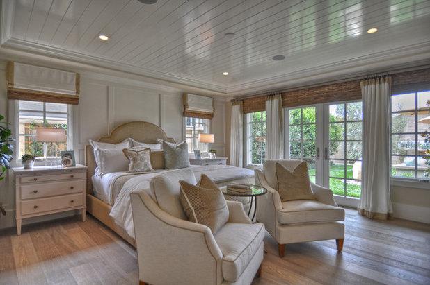 Coastal Bedroom by Spinnaker Development