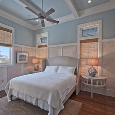 Beach Style Bedroom by Borges Brooks Builders