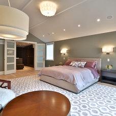 Contemporary Bedroom by Wintrup Developments
