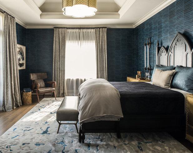 Klassisch modern Schlafzimmer by Artistic Designs for Living, Tineke Triggs