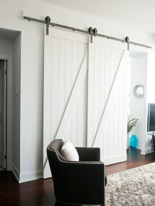 Bypass Barn Doors Houzz