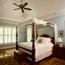 Traditional Bedroom by Artisan Custom Homes