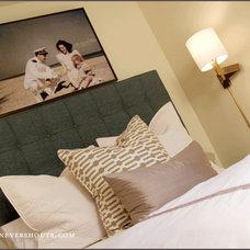 Modern Bedroom by Opal Design Group