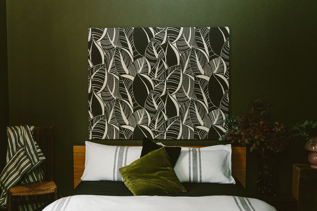 Contemporary Bedroom by Interiors by Sally Flude